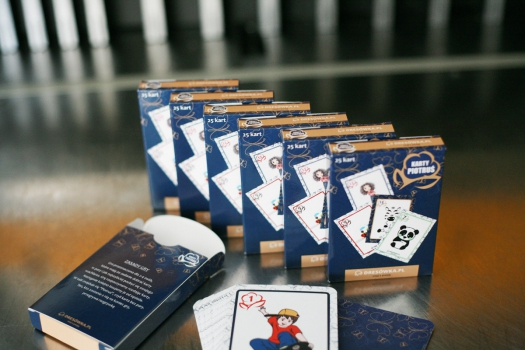 karty do gry z własną grafiką