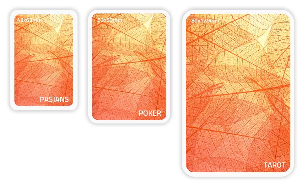 karty reklamowe z własnym nadrukiem